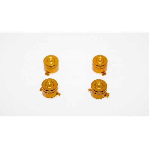 Boutons PS4 douille bronze
