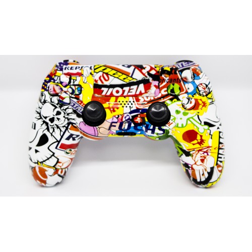 Controller to pallets PS4 Logo
