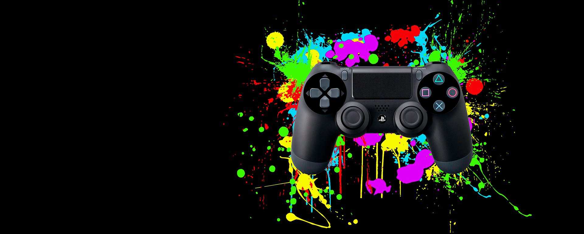 PS4 - Customizes your PS4 controller
